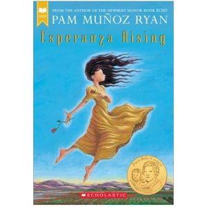Esperanza Rising ( book ) by Pam Muñoz Ryan